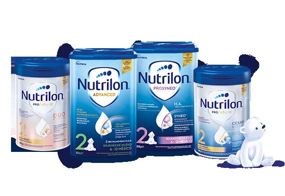 Produkty Nutrilon