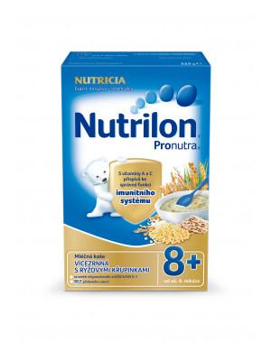 Nutrilon mléčná kaše vícezrnná s rýžovými křupinkami