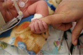 Péče o předčasně narozené děti