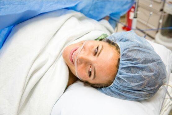 Volba anestezie při porodu císařským řezem