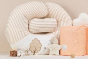 Polštář na kojení: výborná pomůcka při kojení
