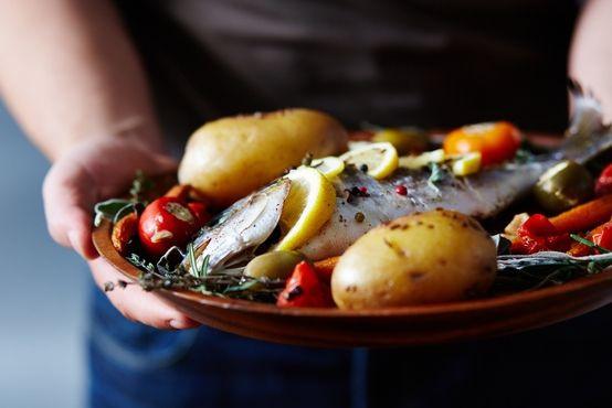 Zdravé rybí recepty nejen pro těhotné