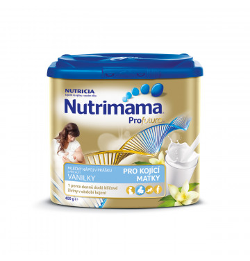 Nutrimama mléčný nápoj