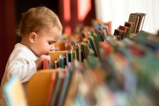 Jak vybírat knížky pro batolata