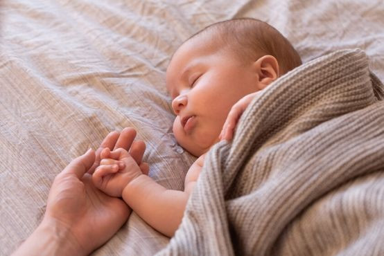 Spánek kojenců a batolat: spací návyky