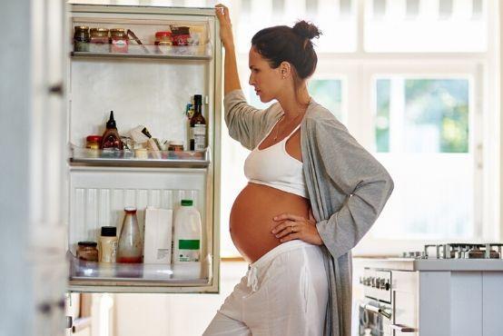 Strava v těhotenství: nejezte za dva, jezte dvakrát zdravěji!