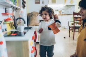 Hračky a aktivity pro batole