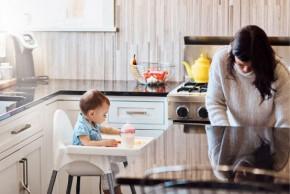 Jak se miminko učí být zdravé