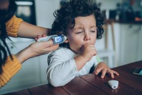 Kašel a rýma u dětí? Myslete i na prevenci