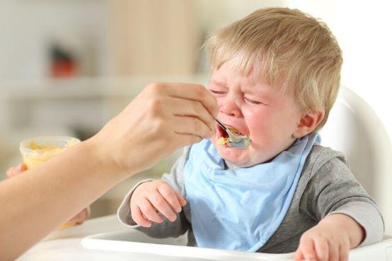 Dítě nechce jíst - co s tím?