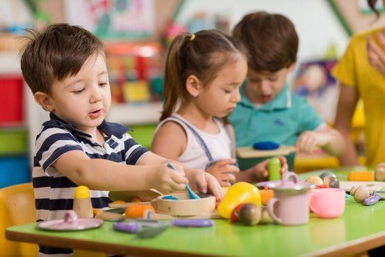 První den ve školce: připravte dítě předem