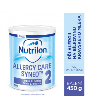 Nutrilon 2 Allergy Care SYNEO