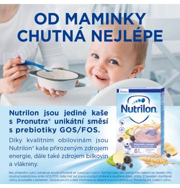 Nutrilon Pronutra Obilno-mléčná kaše Vícezrnná sovocem