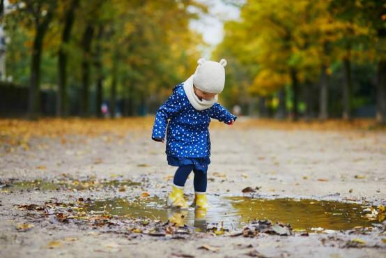 Trocha špíny dětem neublíží, ale posílí imunitu