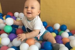 Dětský koutek Milk & Play