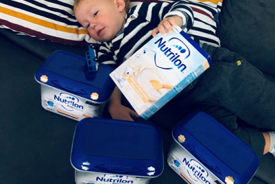 Recenze na top mléko Nutrilon
