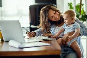 10 tipů pro efektivní práci z domova