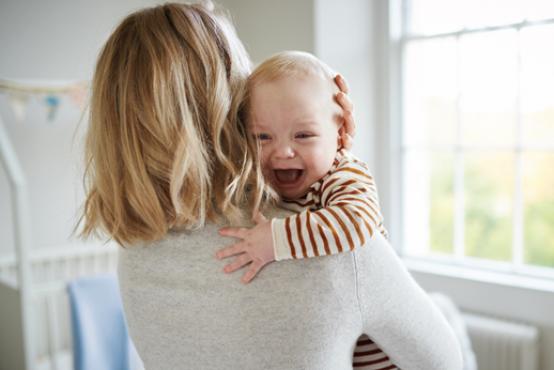 Když vaše dítě onemocní