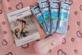 Recenze na  kojenecké mléko Nutrilon 2