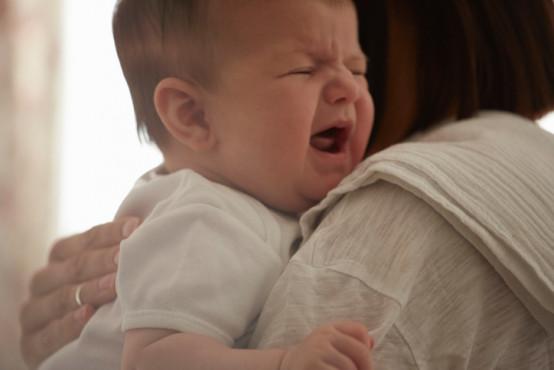 Vyražený dech a problémy s dýcháním u dětí