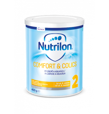Nutrilon 2 Comfort & Colics