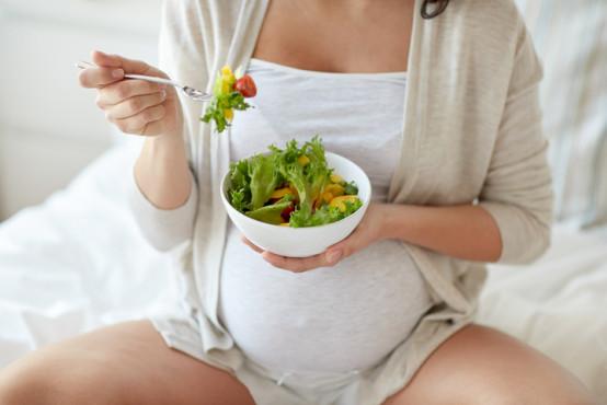 Správná výživa v těhotenství