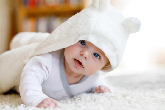 Psychomotorický vývoj dítěte (5.–6. měsíc)