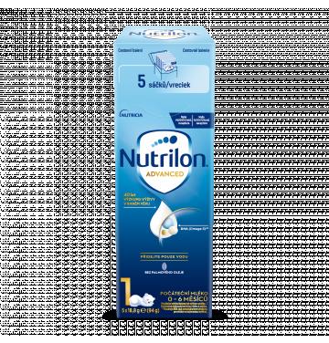 Nutrilon 1 Počáteční mléko