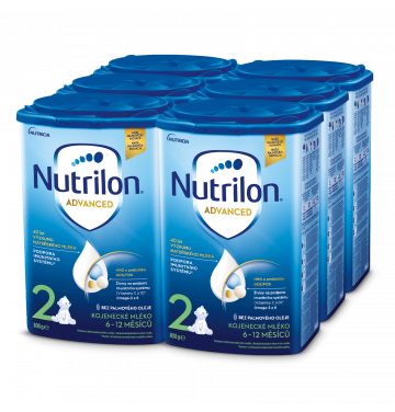 Nutrilon 2 Pokračovací mléko