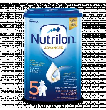 Nutrilon 5 Dětské mléko