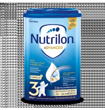 Nutrilon 3 Vanilla
