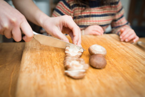 Co dělat při podezření na otravu houbami?
