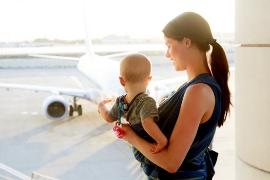 Cestování s miminkem: zvládnete krmení i přepravu letadlem?