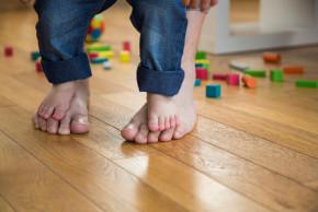 Cvičení s dětmi od 1,5 roku