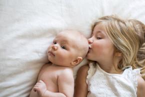 Kdy mít druhé dítě?