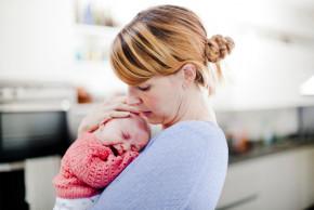 Nadýmání neboli plynatost u kojenců
