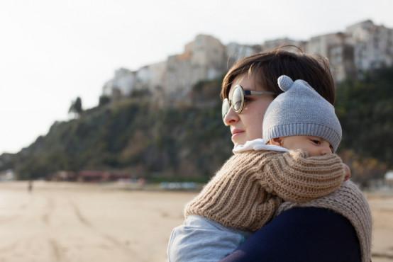 Kdy s miminkem ven? Choďte na procházky v létě i v zimě