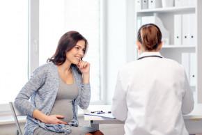 Vyšetření v těhotenství – 32.tt až 36.tt