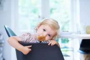 Odnaučování dudlíku – kdy je ten správný čas?