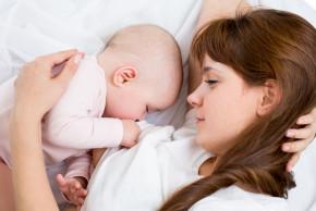 Zázrak zvaný mateřské mléko