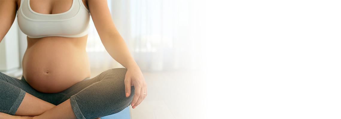 Cvičení a aktivity v těhotenství