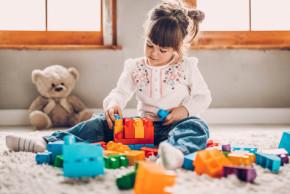 Naučte své děti uklízet hračky!