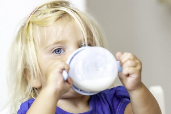 Průvodce mléčnou výživou dětí ve věku 1-3 roky