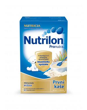 Nutrilon obilno-mléčná První kaše rýžová
