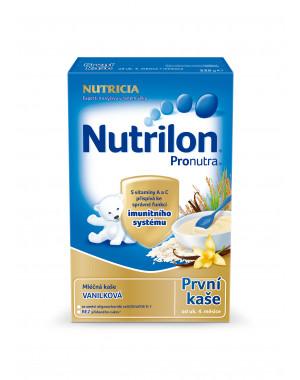 Nutrilon obilno-mléčná První kaše vanilková