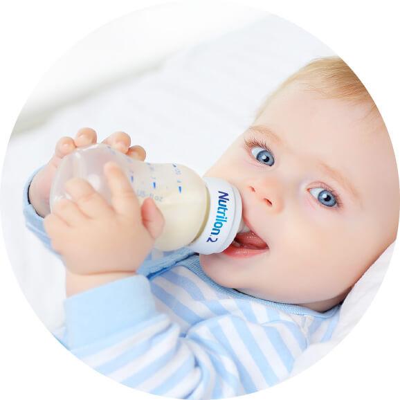 miminko s flaštičkou
