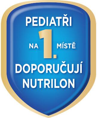 pediatři doporučují nutrilon