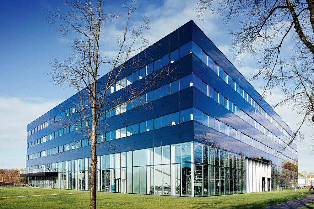 Výzkumné centrum Nutricia v Utrechtu